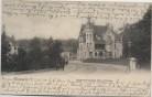 AK Eisenach Karthäuserstraße beim Karthaus 1903