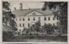 AK Hoym in Anhalt Schloss Parkseite bei Seeland 1933