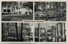 AK Mehrbild Kleinkummerfeld Hotel Waldhof bei Groß Kummerfeld Neumünster 1958