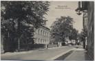 AK Eibenstock Schneeberger Straße 1914 RAR