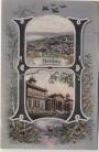 AK Heiden Ortsansicht Kurhaus Kanton Appenzell Ausserrhoden Schweiz 1910