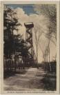 AK Chemnitz Beutenbergturm Beutenberg Zeisigwald 1927 RAR