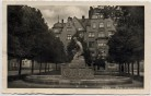 AK Gießen Neues Kriegerdenkmal Feldpost 1942