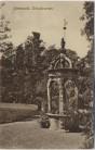 AK Gut Ostenwalde Schloßbrunnen bei Melle 1916