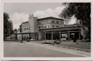 AK Neckarsulm Eingang zu den NSU-Werken 1950