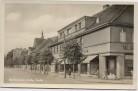 AK Foto Bad Wilsnack Große Straße mit Konsum 1951