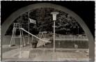 AK Foto Höhr-Grenzhausen Schwimmbad 1960