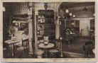 AK Holzminden Konditorei und Cafe Gräven am Markt 18 Innenansicht 1931