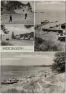 AK Mehrbild Meesiger am Kummerower See 1975