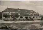 AK Foto Bad Düben HO-Gaststätte Rotes Haus Dübener Heide 1969
