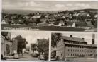 AK Mehrbild Röfingen bei Burgau Südansicht Orts-Straße Tonwerk Schwaben 1960