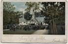 AK Maria Eich Gottesdienst am Freialtar bei Planegg 1907
