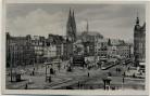 AK Köln Der Heumarkt 1942