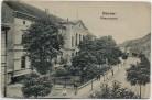 AK Ostrów Wielkopolski Ostrowo Gimnazyum Gymnasium Posen Polen 1910 RAR