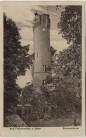 AK Bad Freienwalde an der Oder Bismarckturm 1927