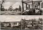 AK Mehrbild Haffkrug an der Ostsee Gästehaus H. Engel 1960