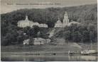 AK Волга Blick von der Wolga auf Kirche Kathedrale Dampfer Russland 1910