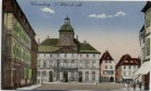 AK Wissembourg L'Hotel de ville Bas-Rhin Elsass Frankreich 1920
