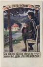 Künstler-AK Das zerbrochene Ringlein Alex Wilke Bund der Deutschen in Böhmen Nr. 33 1912