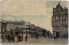 AK Москва Moskau Rue Grande Loubianka Russland 1908 RAR