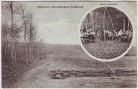 AK Longeville-lès-Metz Gefechts-Schießstand Großholz Waldwirtschaft Lothringen Frankreich 1913