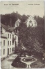 AK Gruss aus Landstuhl Blick auf Kurvilla Sickingen 1910