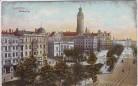 AK Leipzig Rathausring 1908