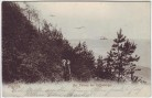 AK Misdroy Międzyzdroje Am Abhang des Kaffeeberges 2 Damen Pommern Polen 1908
