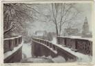 AK Luftkurort Sondershausen Blick vom Schloss im Winter 1931