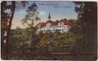 AK Gruß aus Ronsdorf Bergisches Sanatorium bei Wuppertal 1918