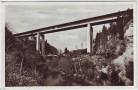 AK Foto Mangfallbrücke Reichsautobahn bei Weyarn 1937