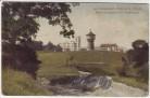 AK Ostseebad Göhren auf Rügen Hotel Nordpeerd und Wasserturm 1912