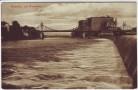 AK Hameln Am Weserwehr 1910