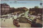 AK Berlin Mitte Potsdamer Platz mit Verkehrsturm 1927