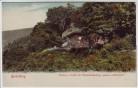AK Heidelberg Pension und Gasthaus zur Hohenstaufenburg Molkenkur 1900
