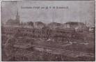 AK Dresden Neustadt Eisenbahn-Unfall am 22.09. 1918