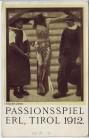 AK Erl (Tirol) Passionsspiel Jesus am Kreuz Österreich 1912