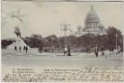 AK Sankt Petersburg Санкт-Петербург Blick auf Kathedrale Russland 1904