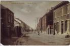 AK Montignies-sur-Sambre Neuville Place du Via Charleroi Belgien 1910