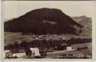 AK Foto Spital am Pyhrn Ortsansicht mit R.A.D. Lager Oberösterreich Österreich 1940 RAR
