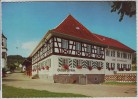 AK Foto Hofstetten bei Haslach Gasthof Drei Schneeballen Schwarzwald 1980