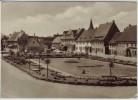 AK Foto Bad Düben Platz der Jugend 1964