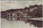 AK Gruss aus Oderberg / Mark Ortsansicht von der Oder 1910