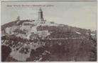 AK Kaiser Wilhelm-Denkmal vom Gietenkopf bei Bad Frankenhausen Kyffhäuser 1912
