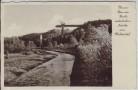 AK Foto Nossen Siebenlehn Bau der Reichautobahnbrücke im Muldental 1936