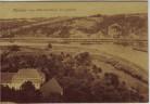 AK Diesbar-Seußlitz vom Göhrisch-Felsen aus gesehen 1920