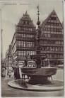 AK Hannover Marktbrunnen mit Kindern 1906