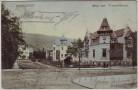 AK Rudolstadt Blick vom Fürsten-Garten 1906 RAR