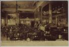 AK Hamburg Mitte St. Pauli Promenaden-Cafe Jean Sebert Innenansicht 1916
