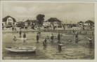 AK Foto Ostseebad Dahme in Holstein Strand Menschen 1930